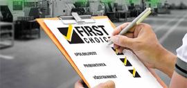 Kennametal First Choice - nový přístup, nový katalog, 100% dostupnost