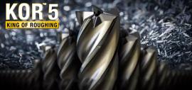 KOR frézy - král hrubování hliníku